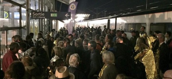 Eurostar Chaos Amid Reports Of Migrants On Top Of Trains