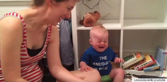 21 Of The Funniest Parenting Moments Of The Year: From #DadWins To Blush-Inducing Comments O-BABY-570