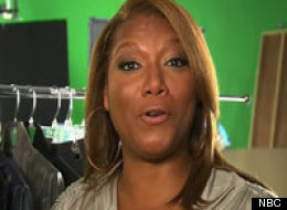 'Access Hollywood': Queen Latifah on DWTS