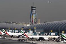 Flughafen in Dubai | Bild: PA