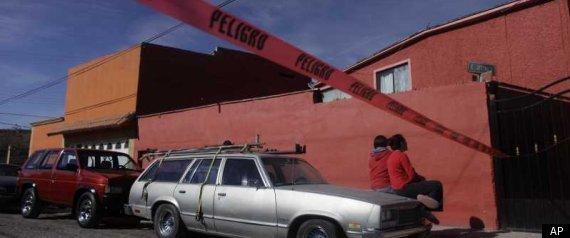 MEXICAN SCHOOL SHOOTING