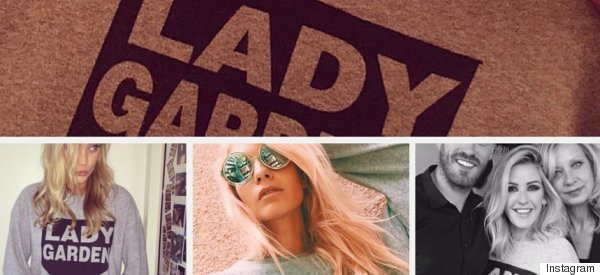 Lady Garden Jumpers Hold An Important Message About Women's Health