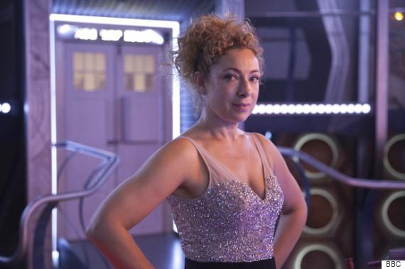 Alex Kingston doctor who series 9
