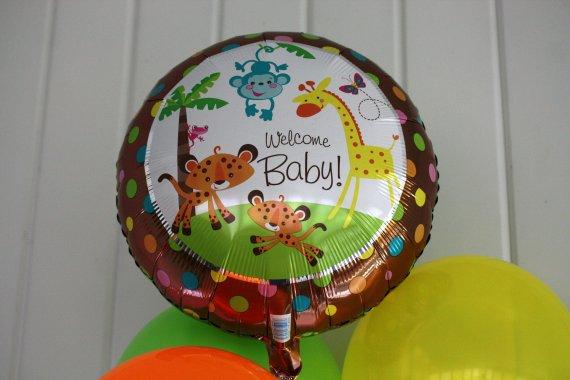 baby shower ballon