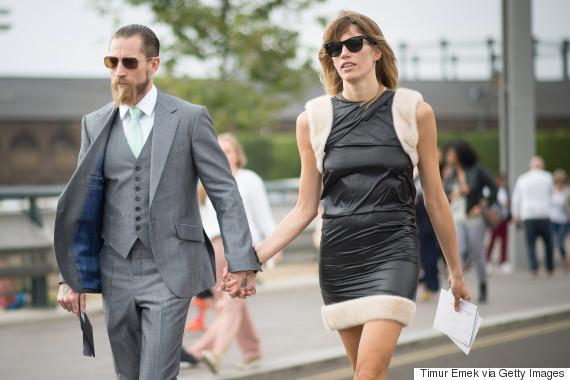 street style london fashion week 2014
