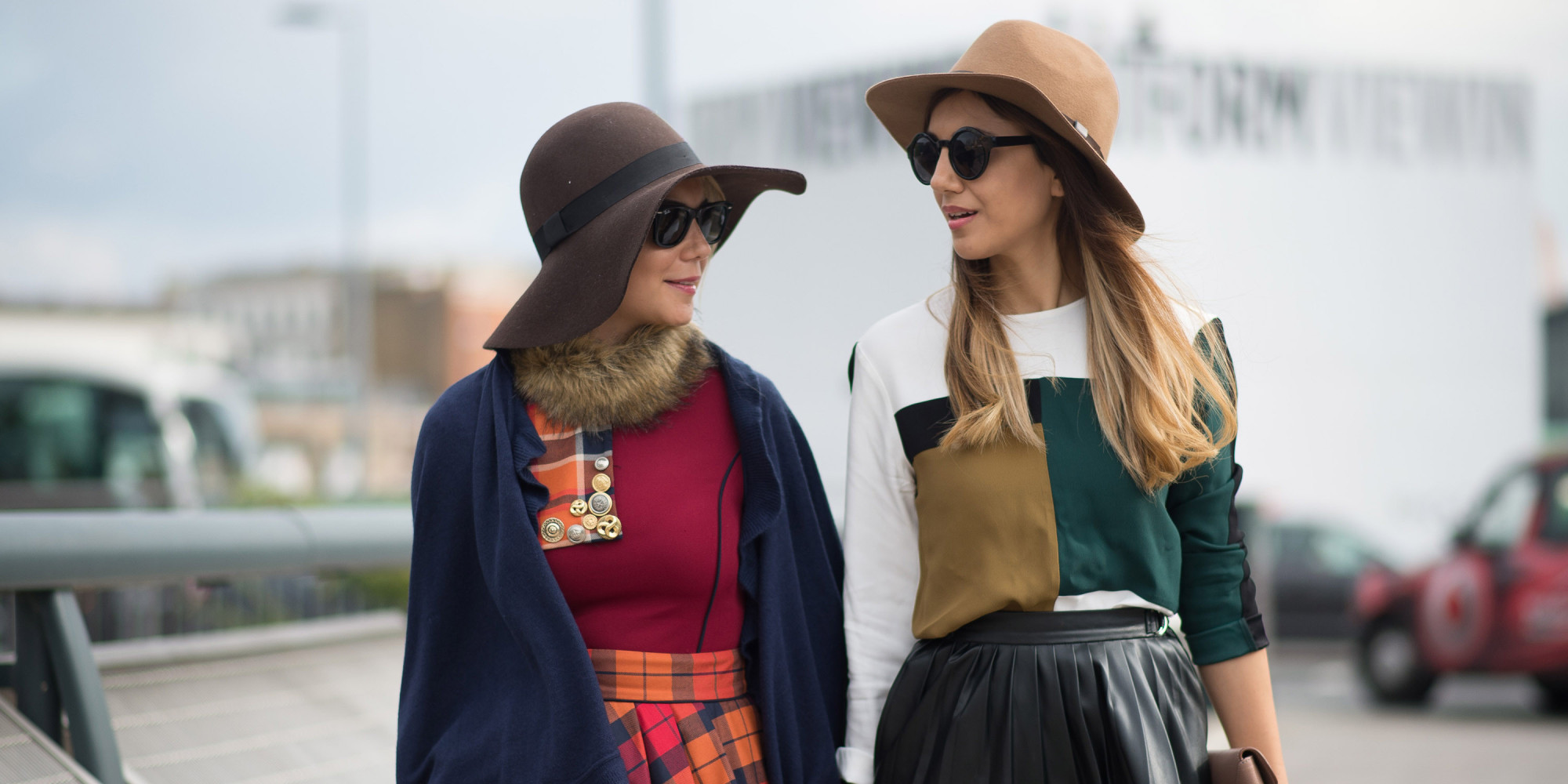 You Know It 39 S Fashion Week When Huffpost Uk