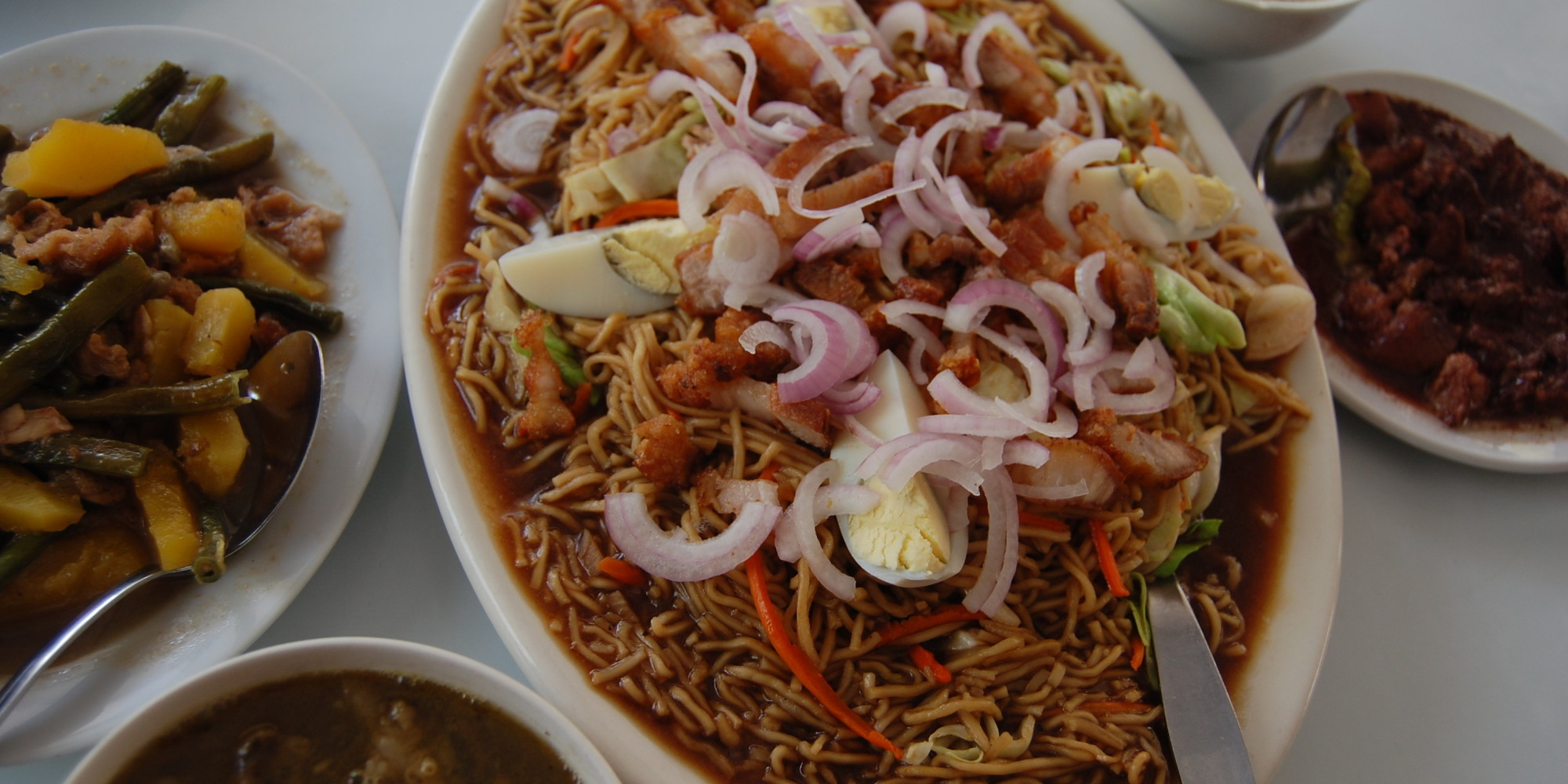 This is what filipino food is all about les sabilano for Cuisine in tagalog