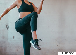 Lululemon's New Pants Promise No See-Through Fabrics Or Camel Toe