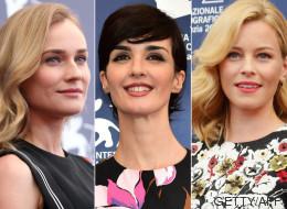Tres actrices y un 'photocall': ¿separadas al nacer?