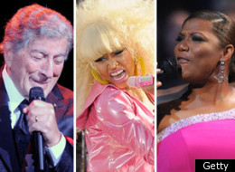 Americas Got Talent Nicki Minaj Tony Bennett Queen
