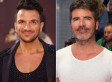 Peter Andre Responds To Simon Cowell Jibes