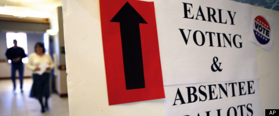 2012 ELECTION VOTING RULES