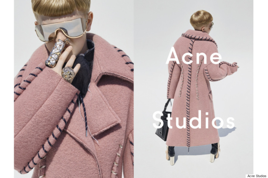 acne studios fall 2015