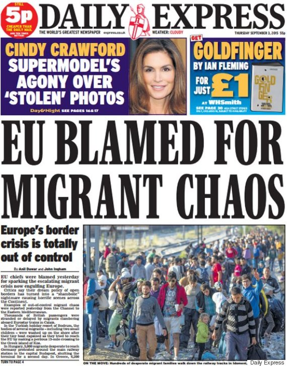 daily express