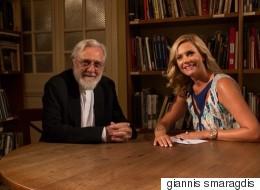Γιάννης Σμαραγδής: Ετοιμάζοντας τη νέα του ταινία για το Νίκο Καζαντζάκη