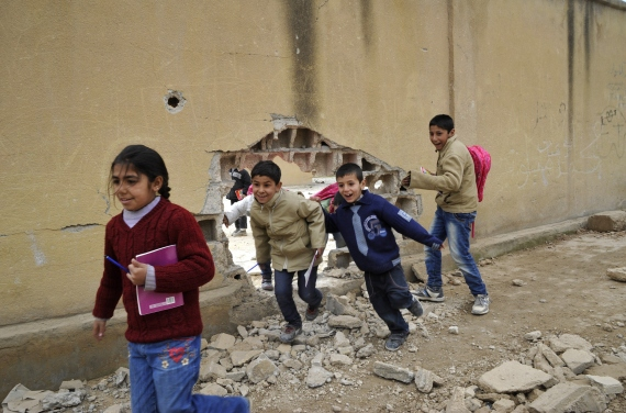 syria education schools