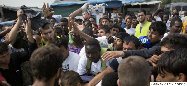 How You Can Help the People in Calais