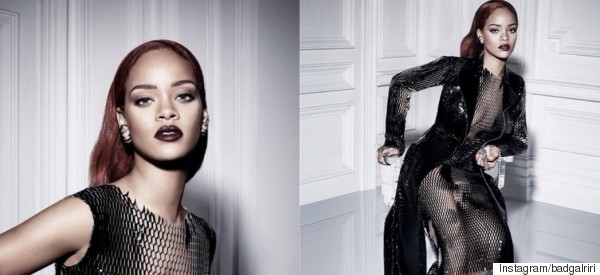 Rihanna Bares All In Stunning New Dior Shoot