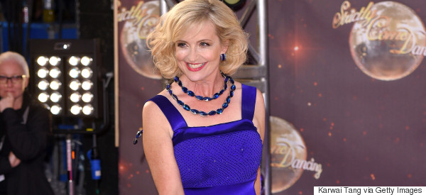 Carol Kirkwood Doesn't Exactly Fancy Her 'Strictly' Chances