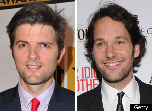 Adam Scott Paul Rudd