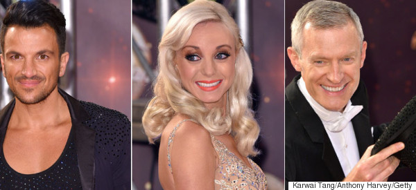 'Strictly' Stars Reveal Who's Their One To Watch