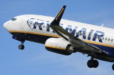 Ryanair plane | Pic: ATom.UK/Flickr