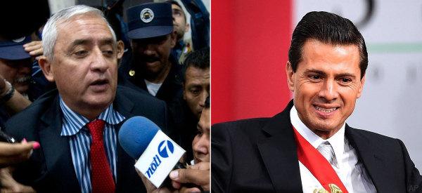 ¿POR QUÉ GUATEMALA SÍ<BR>Y MÉXICO NO?