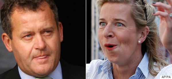 Paul Burrell Just Divulged Some Royal Secrets... And Hopkins Is NOT Happy