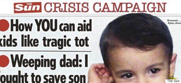 Katie Hopkins Remains Silent On 'Cockroach Migrants' As Sun Launches Crisis Campaign