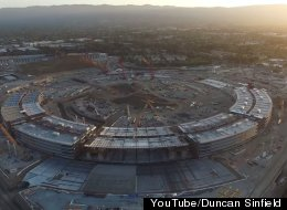 We Never Understood How Massive Apple Campus 2 Was Until This