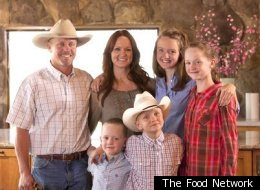 Ree Drummond, The Pioneer Woman, Talks About Her New Show on the Food