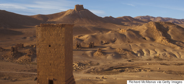 IS Destroy Tower Tombs In Latest Palmyra Destruction Spree in Syria