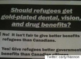 Questionable Refugee Mailouts From Tories Surface Amid Syria Crisis