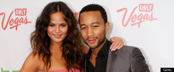 Christy Teigen John Legend