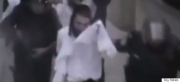 Palestinian Man Saves Five Jewish Students After Their Car Is Firebombed