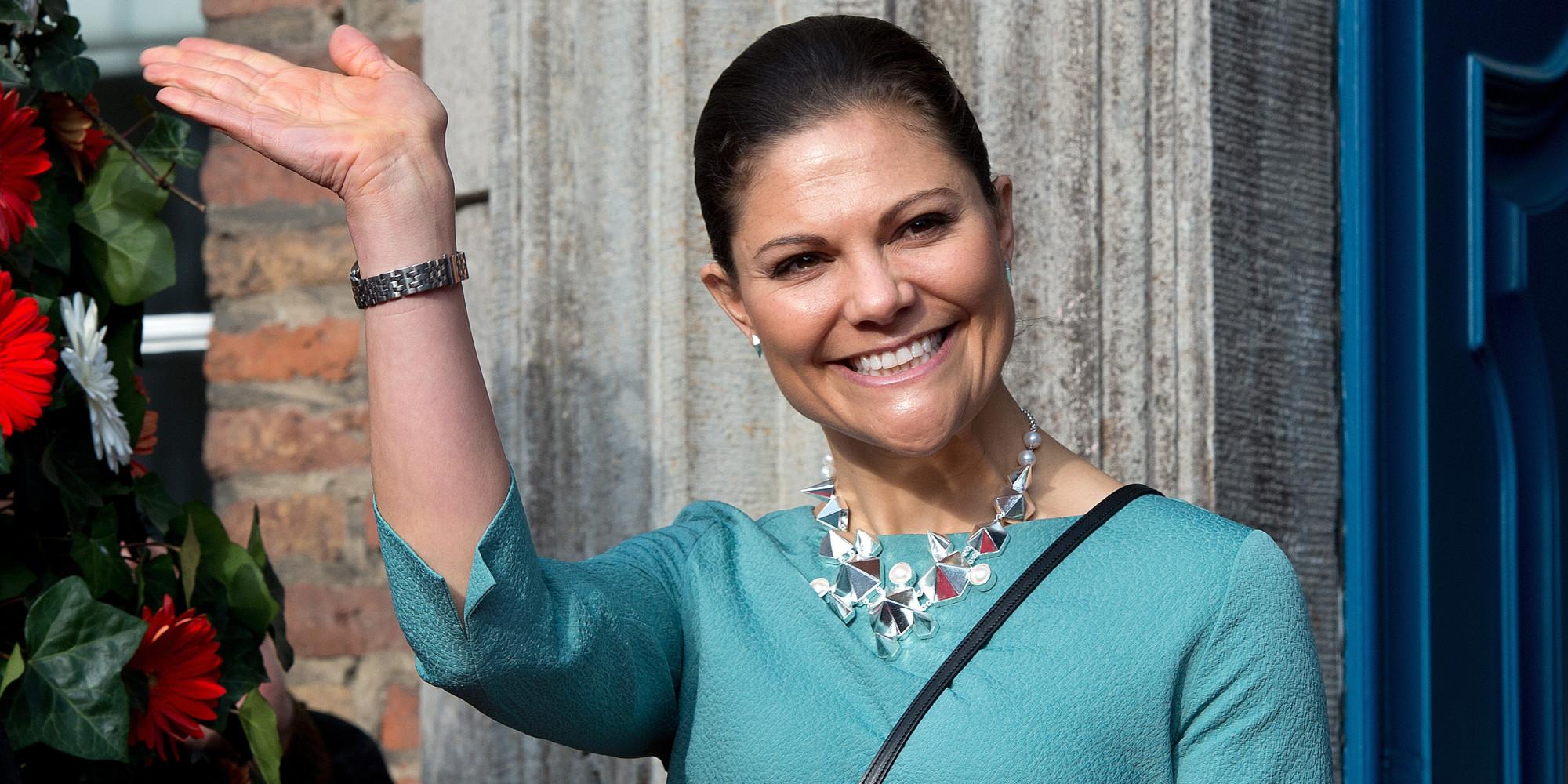 schwedens kronprinzessin victoria ist wieder schwanger