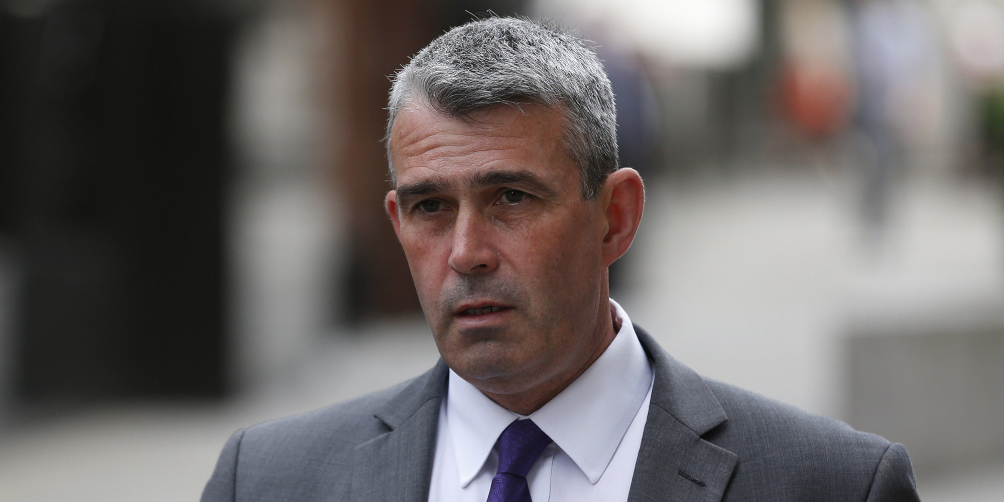 Mark Hanna, Former News UK Security Chief, To Blow Whistle On Company Over Rebekah Brooks' Return - o-MARK-HANNA-facebook