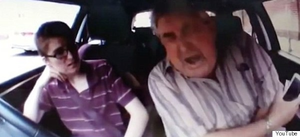 Footage Shows Driving Instructor's Elbow Being Broken In Road Rage Attack