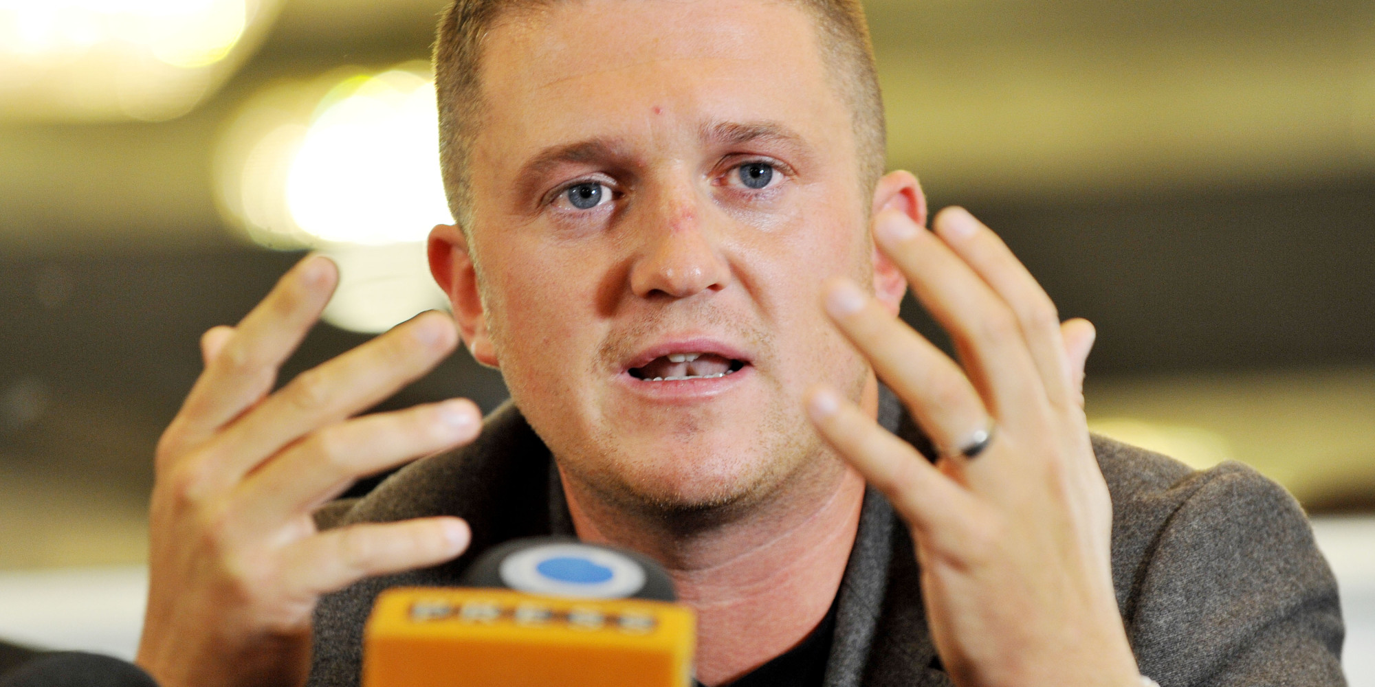 tommy robinson - photo #14