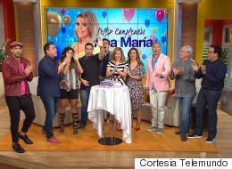 El fiestón de cumpleaños de Ana María Canseco