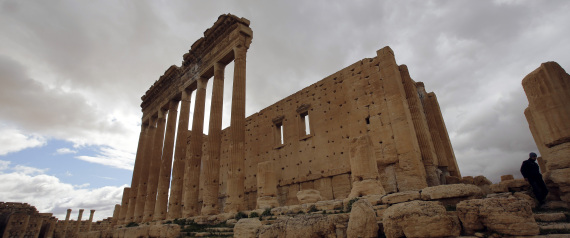 SYRIAN PALMYRA