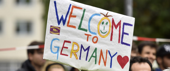 WELCOME GERMANY