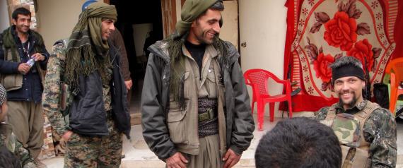 PEOPLE KURDISH UNITS