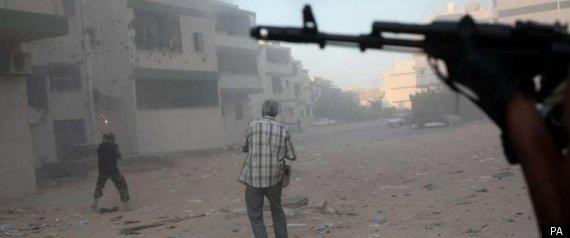 LIBYAN AID