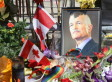 Jack Layton State Funeral: Thousands Attend Toronto Service For NDP Leader; Screens Set Up For Overflow Crowd