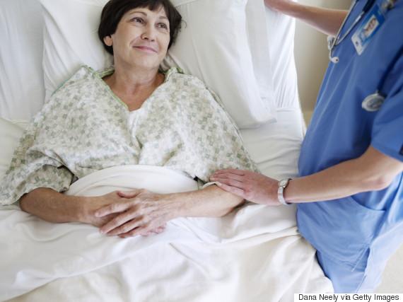 breast cancer nurse