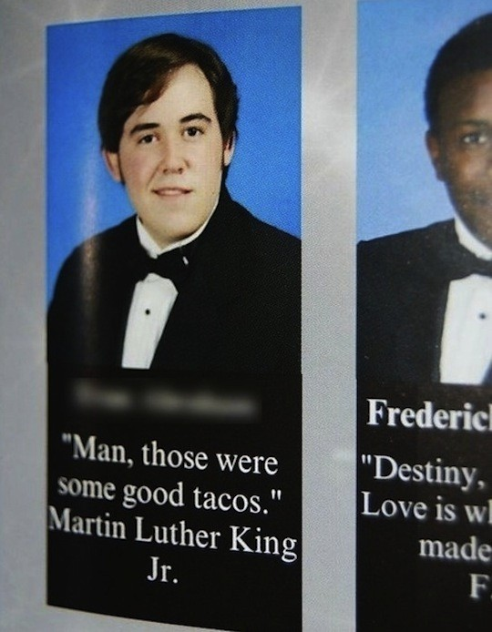 Funny Senior Quotes