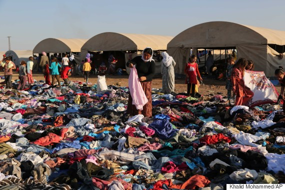 refugees syria camps