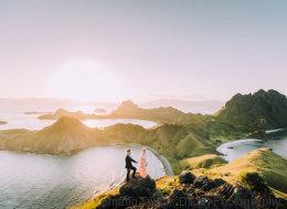 Les meilleures destinations pour des photos de mariage de rêve (PHOTOS)