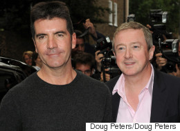Simon Cowell's SOS Call To Louis Walsh To Save 'X Factor'